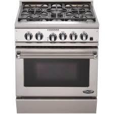 Gas Kitchen Ranges Kitchen Design White Aluminum 30 Gas Range Electric Kitchen Stove