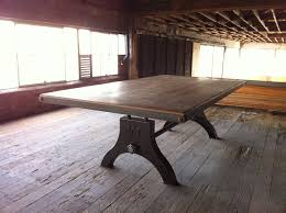 Industrial Dining Room Table Table Industrial Dining Room Table Craftsman Medium Industrial