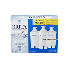 brita water filter replacement. Brita 35503 Water Pitcher Filter Replacement Cartridges (3-Pack) M