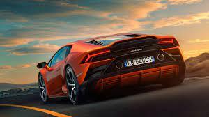 Lamborghini Huracan EVO 2019 4K 5 ...