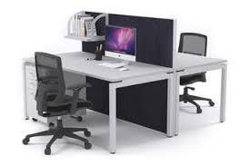 office desk workstation. a 2 person workstation desks with acoustic screens white leg horizon 1200l x 800w office desk o