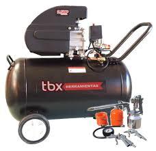 compresor de aire para pintar. compresor aire 100 l 2.5 hp kit de 5 piezas pistola pintar para