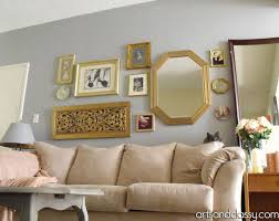 do it yourself gold octagon mirror revamp hometalk fabulous wall