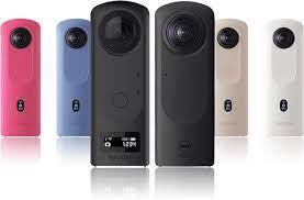 360-derece camera RICOH THETA