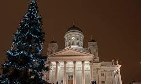 Helsinki – die Weihnachtsstadt — VisitFinland.com