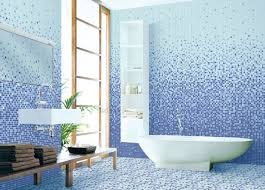 Shower Tub Combo Ideas white and blue ceramic tiled wall tile shower and tub ideas modern 8245 by guidejewelry.us
