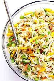 Asian salad crunch recipe