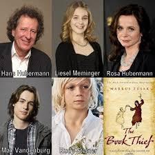 the book thief cast co the book thief cast