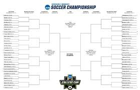 Bracket Tennessee Soccer Selected As A 2 Seed In Ncaa Tournament