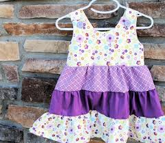 Toddler Dress Pattern