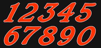 furniture row racing. furniture row racing number set: