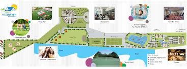 club house design and layout plans neelraksh enterprise land developers in bhuj kutch gujarat