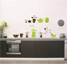 coffee house wall decals decorative kitchen contemporary art sites wall stickers for kitchen