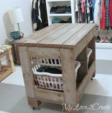 laundry room folding table with storage at home design ideas