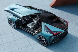 <b>Lexus</b> готовит серийный <b>электромобиль</b> — Российская газета