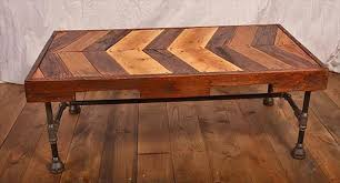 diy pallet iron pipe. Recycled Pallet Iron Pipe Coffee Table Diy