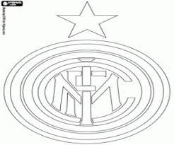 Kleurplaten Vlaggen En Emblemen Van De Italiaanse Voetbalcompetitie