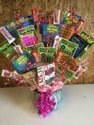 lottery ticket board fundraiser for events instead of a  lottery ticket gift basket i made for my mom s 64th birthday it has 64