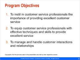 Customer Service Training Material Powerpoint
