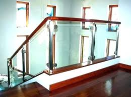 stair railing installation cost glass stair railing glass stair railings cost to install railing cost to stair railing installation cost