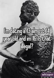 13 year old dating a 16