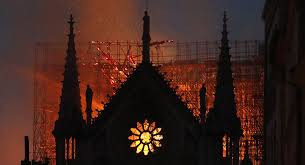 Image result for The Threat to Notre Dame: Monday's fire was bad enough; the restoration could be worse.