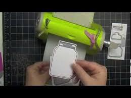 Jar Basic <b>Metal Die</b> How To <b>Die Cutting</b> Machine - YouTube