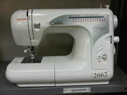 Singer Sewing Machine 2662 Manual
