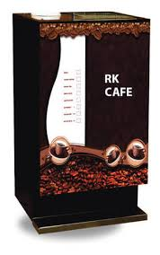 Coffee Vending Machine Suppliers Interesting Live Coffee And Tea Vending Machine Supplier At Rs 48 Piece