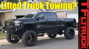 2018 gmc 2500 lifted. fine gmc how much can my lifted truck tow ask mrtruck video  the fast lane to 2018 gmc 2500 lifted