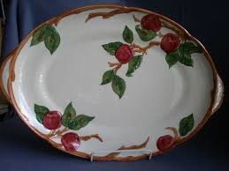 Franciscan China Patterns