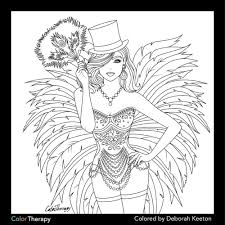 fashion coloring page colouring pages coloring pagescoloring sheetscoloring booksface painting