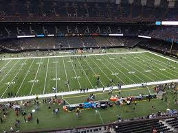Mercedes Benz Superdome View From Upper Box 519 Vivid Seats