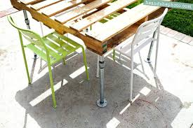 Pipe Outdoor Furniture