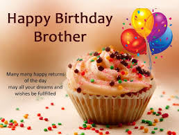 Happy Birthday Greeting Cards For Brother Happy Birthday Cards
