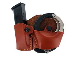 Handcuff And Magazine Holder