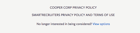 Candidate Privacy Policy | SmartRecruiters