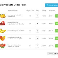 Products Order Form Bigcommerce Add Ons Bulk Products Order Form Themes Psdcenter Com