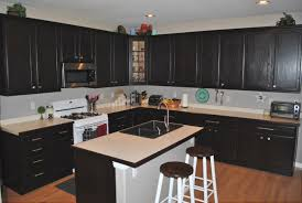 kitchen cabinet stain colors fresh kitchen contemporary dark stained kitchen cabinets pertaining to