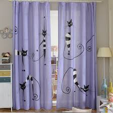 Purple Curtains For Living Room Online Get Cheap Kids Purple Curtains Aliexpresscom Alibaba Group
