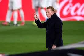 Koeman: Barcelona denied 'crystal clear' penalty against Real Madrid - Barca  Blaugranes