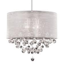 pendant lights extraordinary drum shade hanging light drum pendant shade only grey crystal drum shade