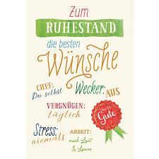 Ruhestand Themen Anlässe Gutsch Verlag