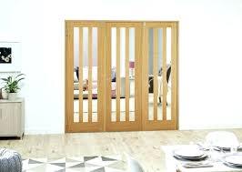 interior doors luxury internal folding glass in attractive home design trend with bifold installation