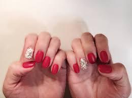 Tweet 指先から色っぽかわいいクリスマスにぴったりな赤ネイル