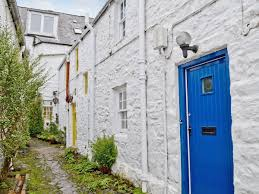 blue door house. Blue Door (ref 29833) In Kirkcudbright, Dumfries And Galloway | Cottages.com House W