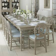grey dining room chair. Stola Extending Dining Table Painted Wood Oka Grey Room Chair