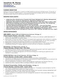 Resume Objectives For Managers Resume Objective Management Sales
