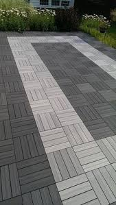 wood floor tiles ikea. Quick Deck Outdoor Composite Tile In Westminster Gray Tiles \u0026 Case)  QD-PK-GY At The Home Depot - Mobile Wood Floor Tiles Ikea O