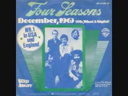 December 1963 Oh What A Night By The Four Seasons Songfacts